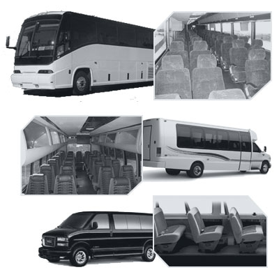 Denver Coach Bus rental