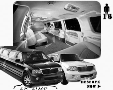 Navigator SUV Denver Limousines services