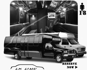 Denver Party Bus party Bus | 18 passenger PartyBus in Denver
