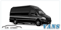 Denver Luxury Van service